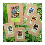 Essbare Blüten & Kräuter Sets