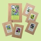 Essbare Blüten Set 1 mit 5 verschiedene Samen