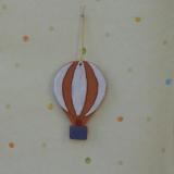 Keramik-Ballon - Wandbild, handgefertigt